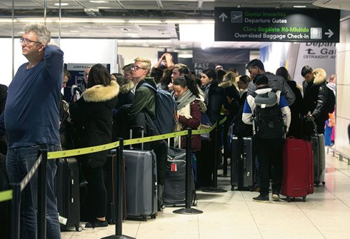 Summer travel disruption looms Ryanair
