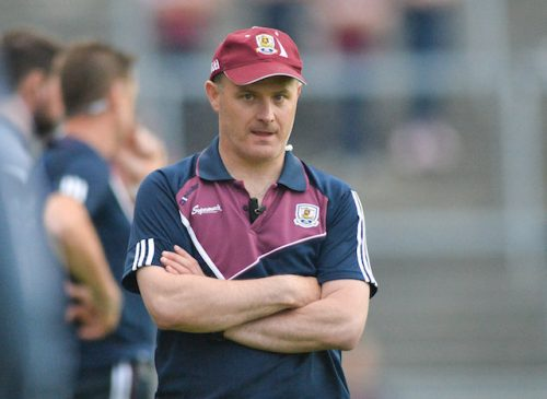 Hurling final Galway limerick substitute hold aces