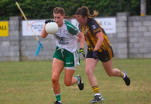 London ladies gunning for Louth victory says Daly