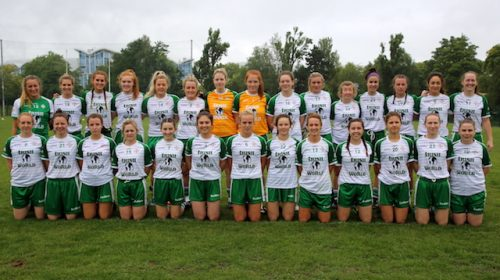 London's defiant ladies book All-Ireland semi-final place