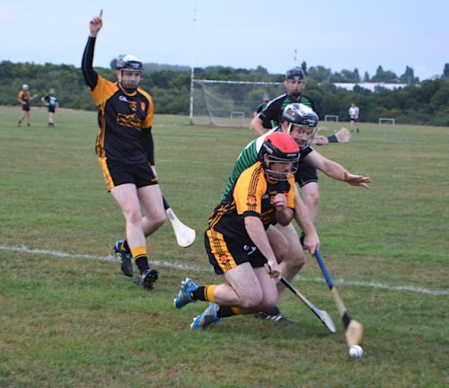 Granuaile register opening hurling championship victory