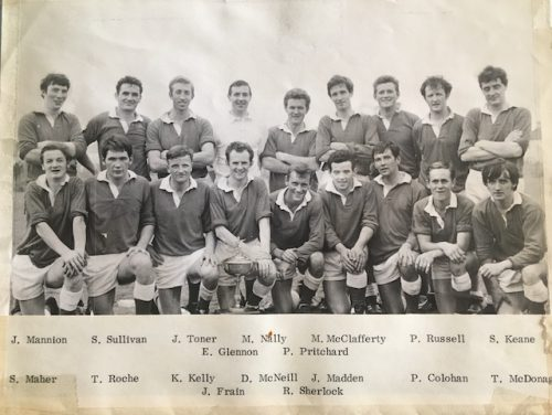 Memorial Day for former Garryowen GAA star