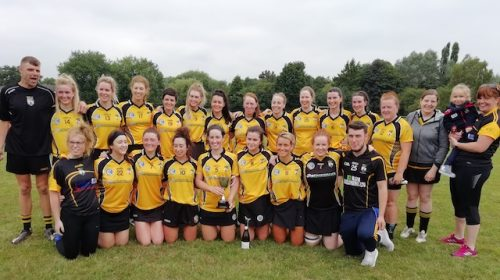 No stopping Manchester's Fullen Gaels