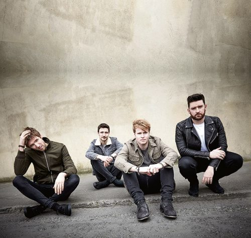 Kodaline Following footsteps Northside heroes