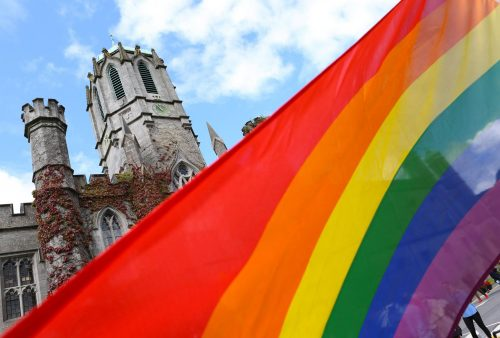 Survey Launched experiences LGB migrants Ireland