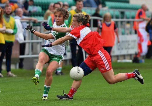 Strong Louth finish secures Group one top spot
