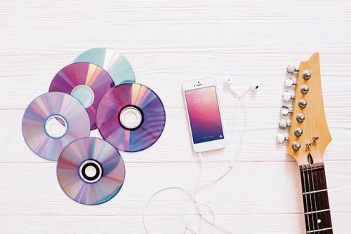 The CD is dead long live the CD