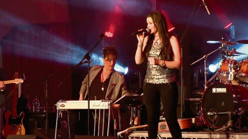 Traditional music leads Olivia career Country