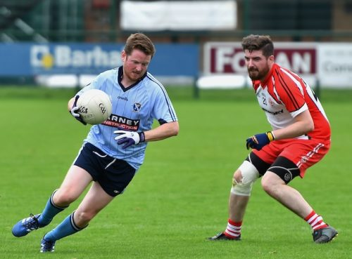 Captain Kearney leads cantering Gaels victory