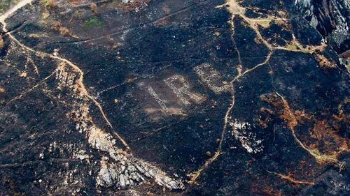 Heritage sites coming life after weather scorches land