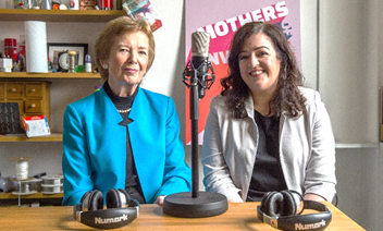 Mothers of Invention podcast launched