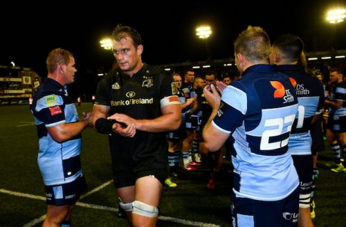 Leinster Munster Ulster make winning pro 14 starts