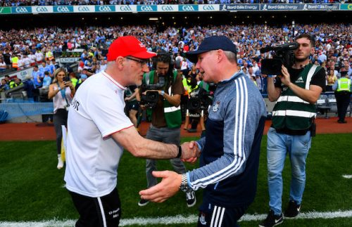 Dubs secure fourth sam Maguire as Tyrone wilt after early bloom