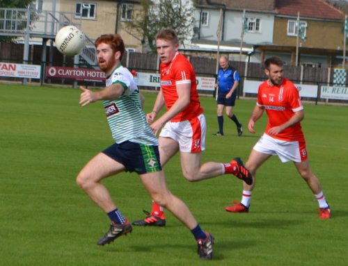 Cuchulainns leave North London Shamrocks with plenty to ponder