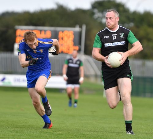 Murphy leads from front with stunning hattrick
