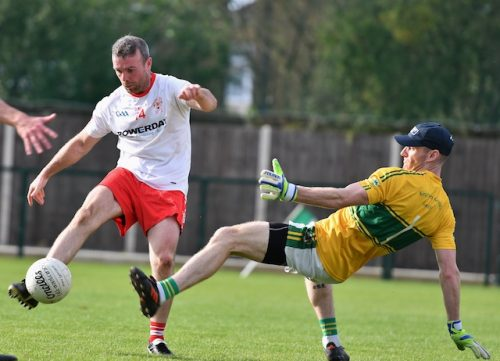 Tir Chonaill Gaels hit Kingdom Kerry Gaels for six