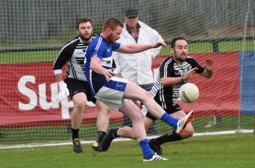 Round Towers ensure thrilling London senior championship climax