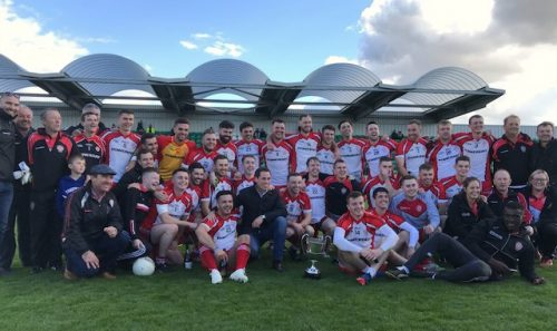 Tir Chonaill Gaels homegrown young guns deliver junior title