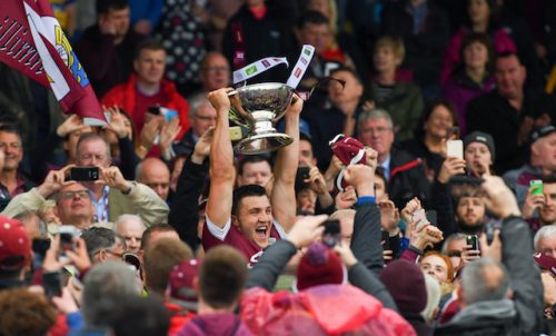 Galway footballers heading to London for unique occasion