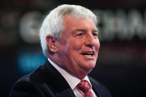 Why Michael Lyster is still game for Sundays