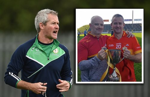 Wexford championship success for London boss Deely
