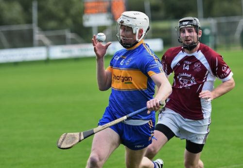Robert Emmetts seeking senior hurling final atonement