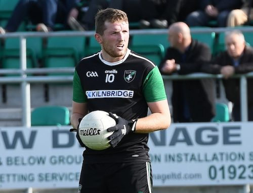 Captain Michael Murphy calls for more from Fulham Irish