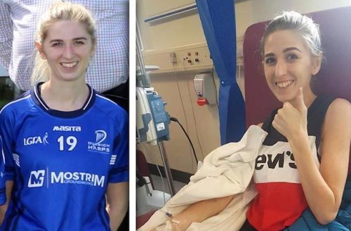 London GAA community rallies around one of our own Siobhan McCann