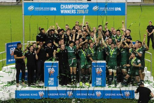 Early Christmas present for London Irish fans