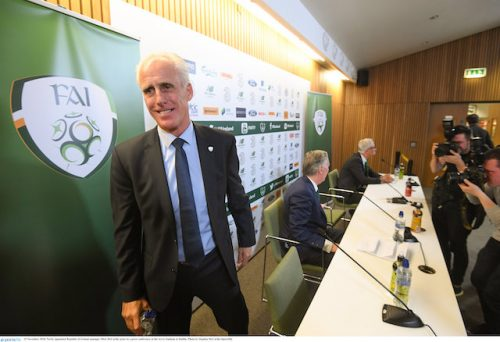 Euro 2020 vision sees fortune favour Lucky Mick