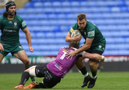 Home comforts have Macken targeting Premiership return