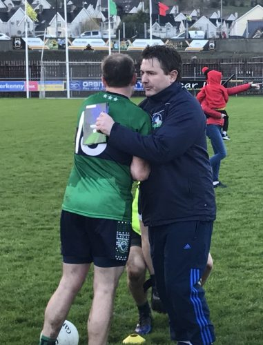 Late goal heartbreak condemns Connollys to defeat