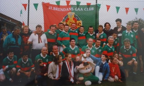 St Brendans GAA club Birmingham Glorious past bright future