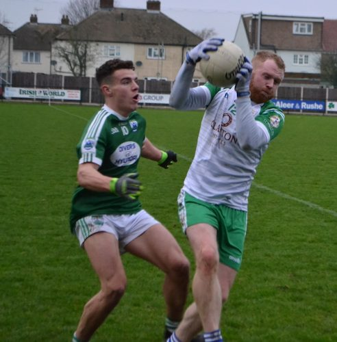 Gweedore prove ideal preparation for London says Deely