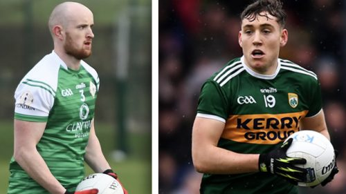 Moynihan cousins making headlines both sides of the water
