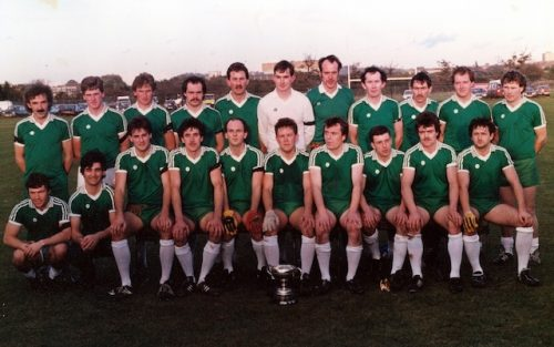 London juniors at crossroads at decade on from Kellys heroes