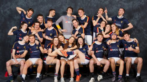 University of Birmingham GAA club A family like no other