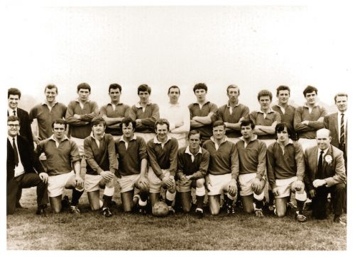 1969 London champions Garryowen Can you name them Frank Flanagan