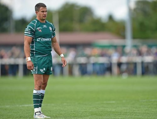 Century maker Fergus Mulchrone wants day to remember for London Irish