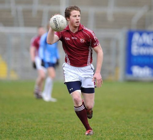 Tribesmen just another game for Galway native Mark Gottsche