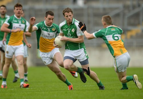 London draw Offaly in All-Ireland qualifiers