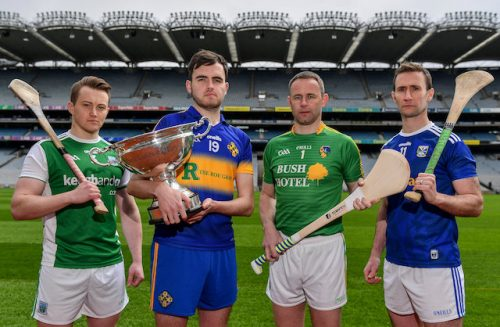 All fingers crossed for Lancashires hurling lion hearts