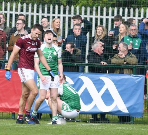 Galway display can springboard Exiles summer says sharpshooter Killian Butler