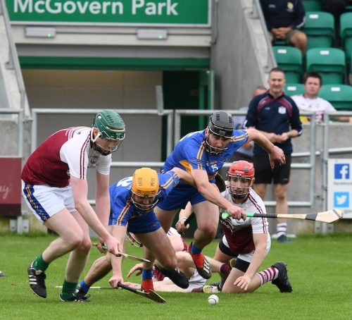 Dead eye Murphy eases Emmetts into semis