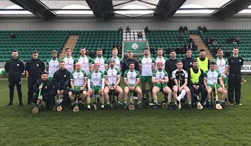 Christy Ring to the fore as London hurlers put relegation behind them