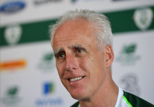 Mick McCarthys Republic of Ireland out to keep Euro momentum going