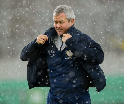 More games a must if lower level teams are to compete says London boss Ciaran Deely
