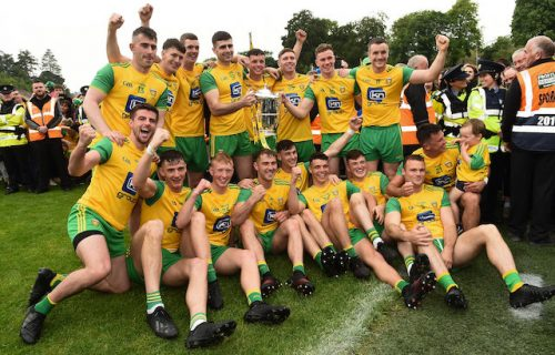 Donegal look like only rivals to stop Dubs march to history
