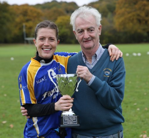 Parnells GAA Club pays tribute to Brendan Lynch