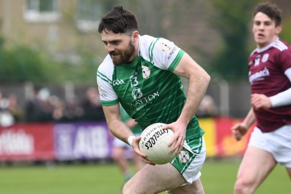 London can reproduce Galway display in Offaly says Conor Doran